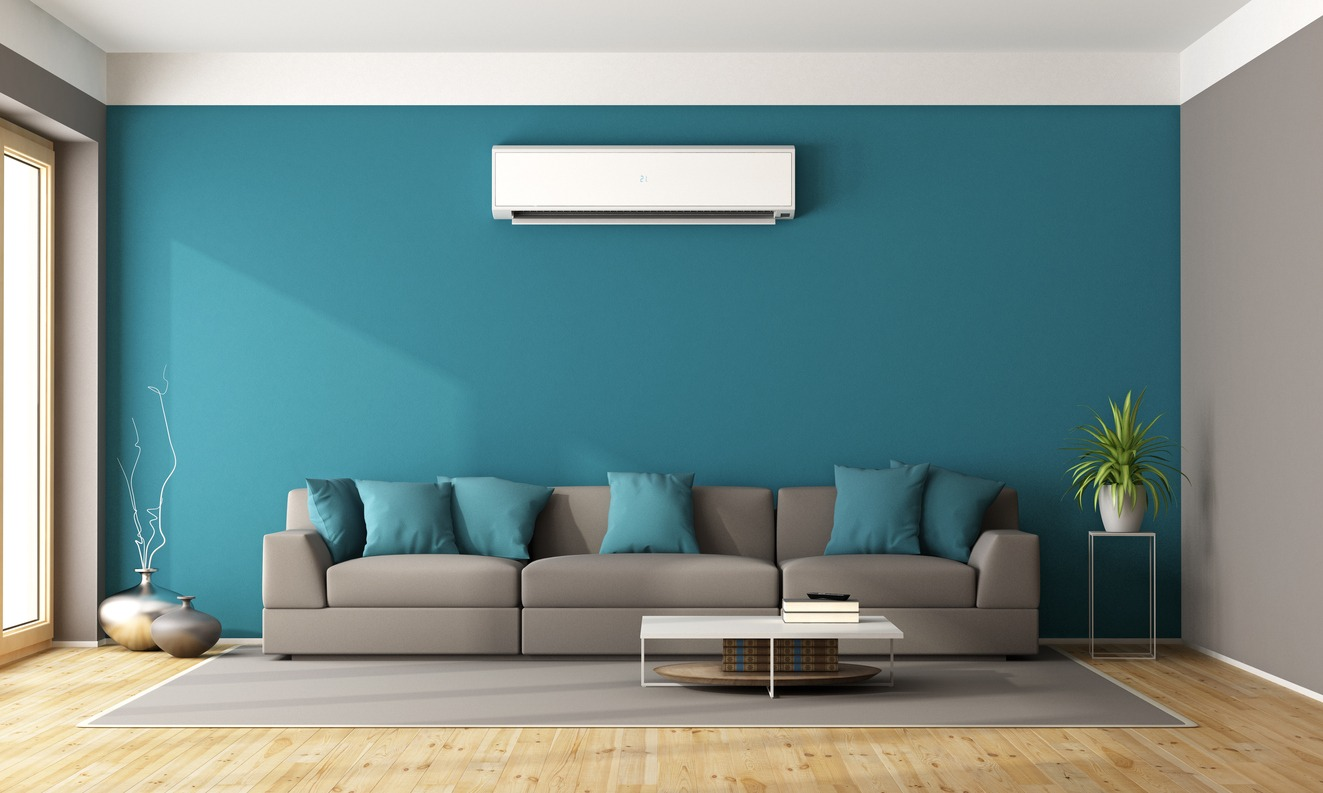 Ductless mini split air conditioner installation and service in St. Louis, MO